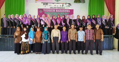Yudisium Fakultas Ekonomi dan Bisnis Islam IAIN Palopo Tahun 2019