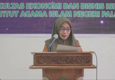 Yudisium Fakultas Ekonomi dan Bisnis Islam (FEBI) IAIN Palopo