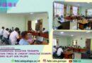 Rapat Koordinasi Kegiatan Tridarma Perguruan Tinggi di Lingkup Fakultas Ekonomi dan Bisnis Islam
