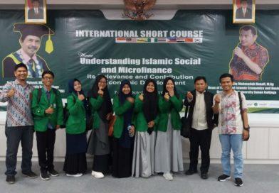 6 Mahasiswa FEBI IAIN Palopo Ikuti International Short Course yang Dihadiri 7 Negara