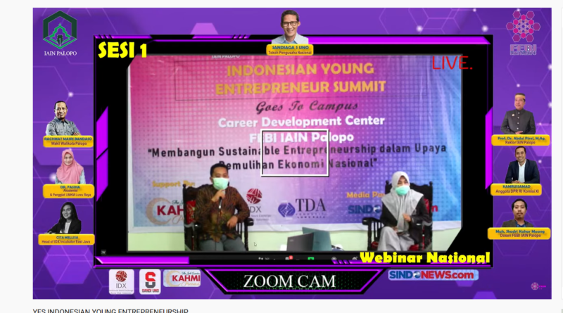 Indonesian Young Entrepreneur Summit (IYES) Goes To Campus