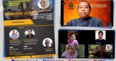 FEBI Gelar Coaching Clinic Penulisan Jurnal Internasional dalam Bidang Ekonomi dan Bisnis