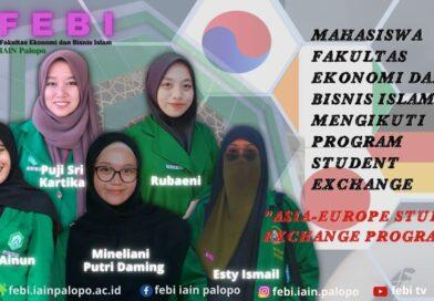 "Mahasiswa FEBI Mengikuti Program Student Exchange ""Asia-Europe Student Exchange Program"""