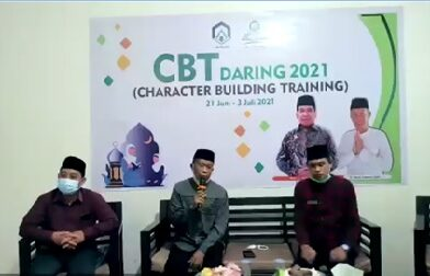 Keikutsertaan Mahasiswa FEBI dalam Program Character Building Training (CBT)