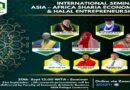 Fakultas Ekonomi dan Bisnis Islam Gelar Seminar International Asia-Africa Sharia Economic and Halal Entrepreneurship